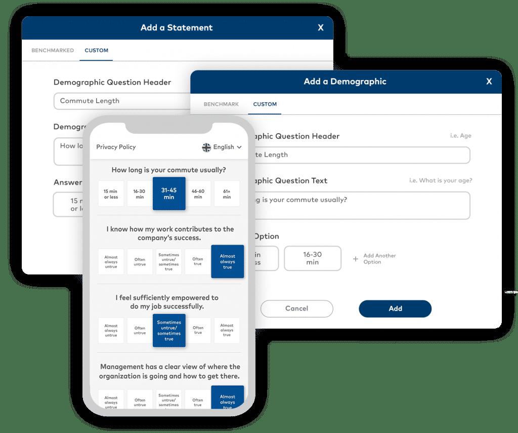 Custom Employee Surveys