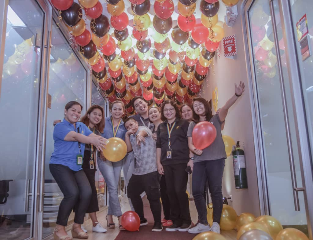 Synchrony Financial Philippines Great Place to Work Certified