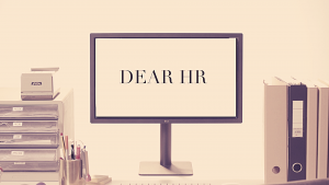 The Indelible Role of HR