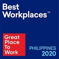 Philippines Best Workplaces 2020
