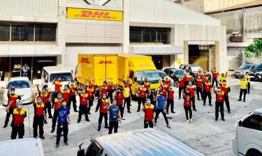 DHL EXPRESS Great Place to Work Certified